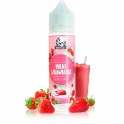 Liquideo Master Chef Milky Strawberry