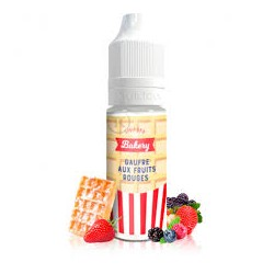 Liquideo Tentation Gaufre Aux Fruits Rouges