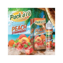 Pack à L'ô PEACH STRAWBERRY