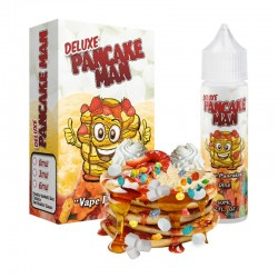 Vape Breakfast Deluxe Pancake Man