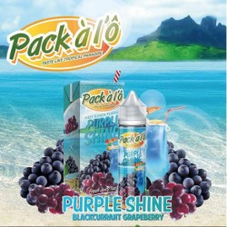 Pack à L'ô PURPLE SHINE