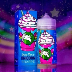 Unicorn Frappé Juice Man 100ml.