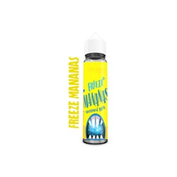 Liquideo Freeze Mananas 50ml.