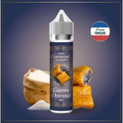 Coeur Gourmand Grand Réserve - Gâteau Oriental - 50ml.