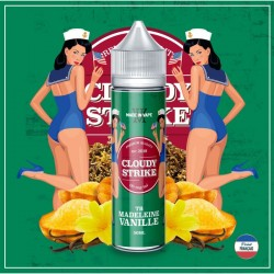 Cloudy Strike -TB Madeleine Vanille -50ml.