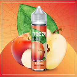 FREEZE TEA - Ice Tea Pomme & Infusion 50ml.