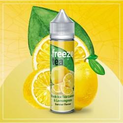 FREEZE TEA - Black Ice Tea Lemon & Lemongrass 50ml.