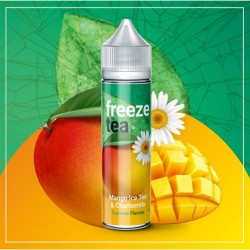 FREEZE TEA - Mango Ice Tea & Chamomille 50ml.