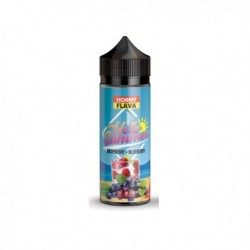 Hello Summer - Raspberry Blueberry 100ml.- HORNY FLAVA -