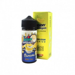 Horny Banana BubbleGum 100ml.- HORNY FLAVA -