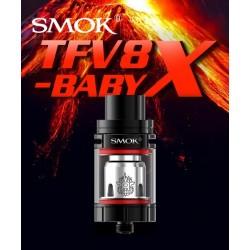 Clearomiseur TFV8 X-Baby - Smok* -