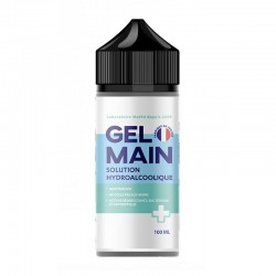 Gel Hydro Alcoolique 100ml. - Laboratoire Mathé