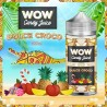WoW Candy Juice Dulce Croco 100ml.