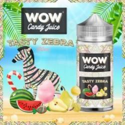 WoW Candy Juice Tasty Zebra 100ml.