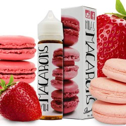 One Hit Wonder Macarons Strawberry
